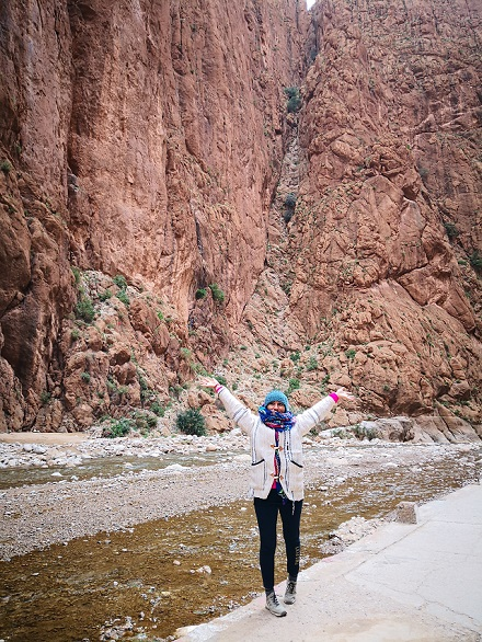 gita nel deserto - Journeydraft
