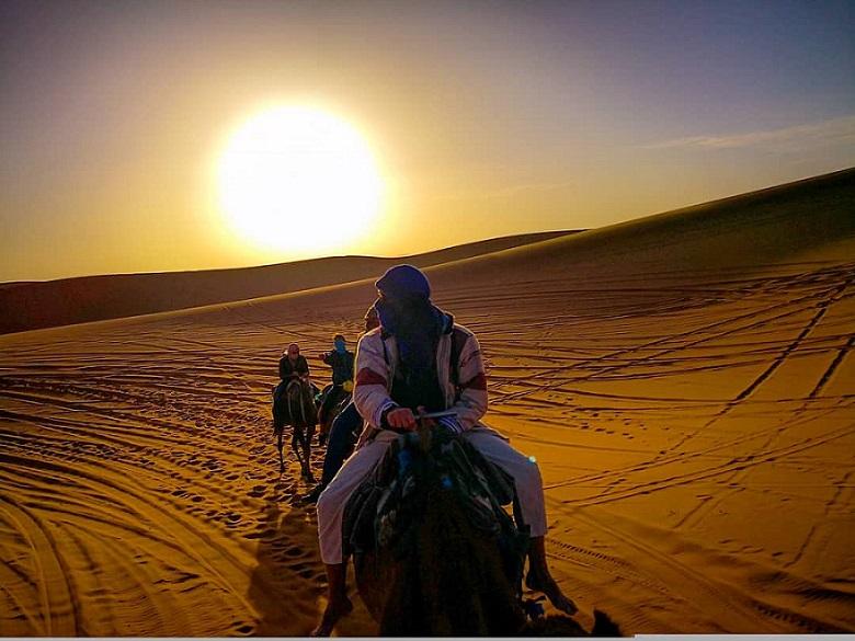 Il Marocco e le notti nel deserto - Journeydraft