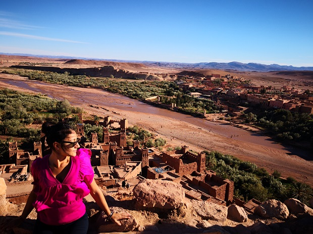 fortezza nel deserto - Journeydraft