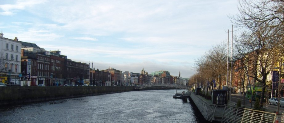 Dublino liffey - Journeydraft