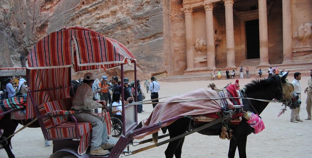Petra e Gerasa - Journeydraft